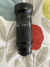 NIKON AF 75-300mm 4.5-5.6