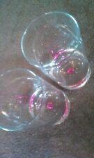 Beautiful (Set Of 2) Hand Blown Glasses