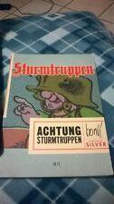"""Sturmtruppen Bonvì """"Achtung Sturmtruppen"""" Bur Rizzoli 2005"""