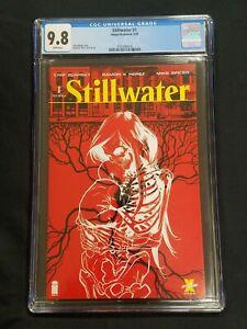 Stillwater #1 (2020 Image Comics) 1st Print NM/MT CGC 9.8