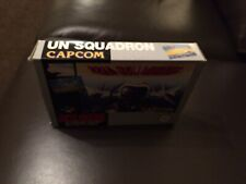Super Nintendo SNES - UN Squadron - Boxed Complete With Manual - Good Condition