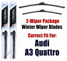 WINTER Wipers 2-pack fits 2015+ Audi A3 Quattro 35260/190
