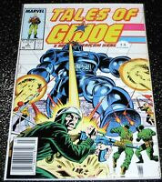 Tales of G.I Joe 3 (7.5) 1st Print 1988 Series Marvel Comics