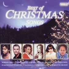 Best of Christmas Songs 2 (1999) Mariah Carey, Wham!, Céline Dion, Rick.. [2 CD]