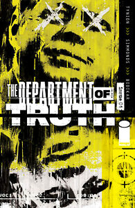DEPARTMENT OF TRUTH #1 COVER A SIMMONDS (IMAGE 2021 6th Print) COMIC