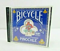 Bicycle Pinochle PC CD ROM Windows 95 and 3.1