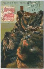 51518 Architecture Postal History: Maximum Card San Marino