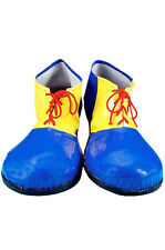 Brand New Circus Funny Clown Child Shoes (Blue)