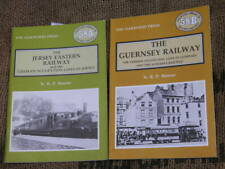More details for oakwood press: the guernsey railway + the jersey eastern railway 58a & 58b