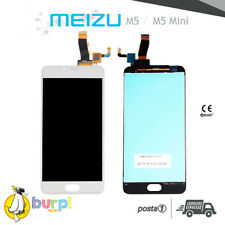 LCD DISPLAY + TOUCH SCREEN MEIZU MINI M5 M611 M611A M611D M611H M611Y BIANCO