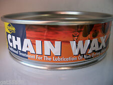 PUTOLINE CHAIN WAX BOLING WAX MOTOCROSS CR KTM YZ MOTORCYCLE CLASSIC PRE 65 LUBE