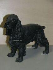 +# A015819_06 Goebel Archiv Muster Arbeitsmuster Hund Dog Spaniel schwarz matt
