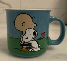 Peanuts Mug/Cup Be the Person Your Dog Thinks You Are-Snoopy&Charlie Brown