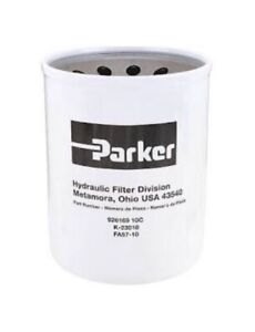 Parker 926169 Hydraulic Filter 10 Micron Rating 150 PSI Max Pressure NEW!!!