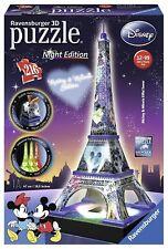 Ravensburger - Mickey Minnie Eiffel Tower 3d Build 216pc