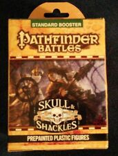 Pathfinder Battles Skull and Shackle standard Booster Lot of 2