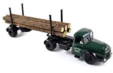 Norev 879996 Willeme LD610 Fardier Holztransporter 1:43 NEU & OVP