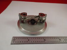 FILAMENT ASSEMBLY from  VACUUM EVAPORATOR HIGH VACUUM SYSTEM AS IS #M6-A-61