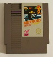 Metroid (Nintendo Entertainment System NES, 1987) - Cartridge Only - Tested
