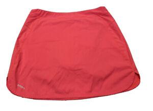 Adidas Adizero Coral Skort Stretch Womens Tennis Golf Skirt Athletic Size 4 EUC