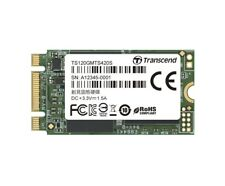 120GB Transcend M.2 SATA III 6Gb/s SSD MTS420 3D TLC Flash 42mm Form Factor