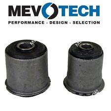 For Chevrolet Pontiac Pair Set of 2 Rear Upper Control Arm Bushings Mevotech