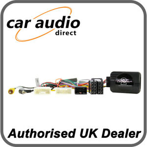 Connects2 CTSTY014.2 Stalk Adapter for Toyota Camry 2017>