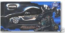 New Tomy Transformers Alternity A-01 NISSAN GTR Convoy Metal Silver PAINTED