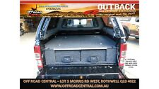 NISSAN NAVARA D40 STX DUAL CAB 11/2005 - ON, OUTBACK 4WD INTERIORS DRAWER SYSTEM
