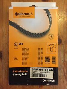 Continental CT955 Timing Belt Peugeot 306/406/605/806 / Citroen / Lancia / Fiat