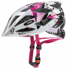 Radhelm UVEX  air wing  Fb.  white - pink Gr. 52 - 57 cm :NEU: 2020: