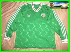 RARE 1990-1992 IRELAND LONG Player Issue  HOME ADIDAS FOOTBALL SHIRT size M/L 90