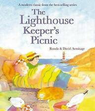 The Lighthouse Keeper's Picnic by Ronda Armitage BRAND NEW BOOK (Paperback 2008)