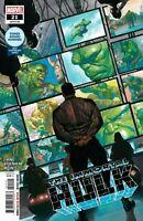 Immortal Hulk #21 MARVEL  COMICS Cover A Alex Ross 1st print