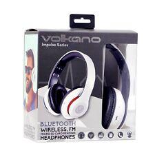 volkano Impulse Bluetooth sans fil Casque / blanc / idéal pour iPhone vh100w