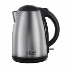 Russell Hobbs 19670 Richmond Polished Stainless Steel Jug Kettle **BRAND NEW**