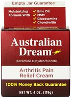 Arthritis Pain Relief Cream Relives Muscle and Joint Pain Due to Arthritis 4oz