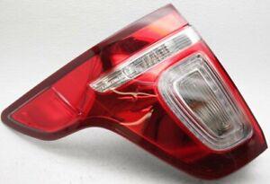 OEM Ford Explorer Left Driver Side LED Tail Lamp Moisture