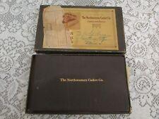 Northwestern Casket Co. Catalog 1915 Minneapolis Minnesota Funeral Burial Book