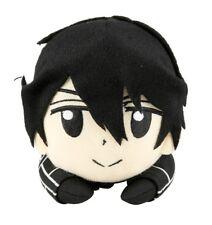 **Legit** Sword Art Online SD Kirito Lying Posture 8'' Authentic Plush #52873