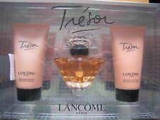 LANCOME Tresor Set EDP 30ml + Body Lotion 50ml + Duschgel 50ml Set NEU