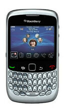 NEW BlackBerry Curve 8520 - Silver (Unlocked) GSM 3G AT&T T-Mobile Smartphone