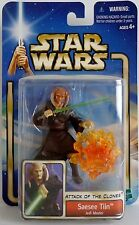"""SAESEE TIIN Star Wars Episode II Attack of the Clones Movie 3 3/4"""" Figure 2001"""