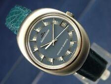 Reloj De Cuarzo Vintage Jaeger LeCoultre Master 1970s Girard Perregaux Cal 352 nos