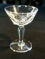 Beautiful Waterford Sheila Liquor, Cocktail Glass