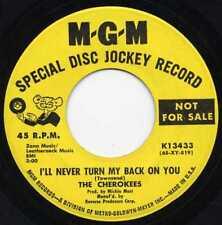 "CHEROKEES ""DIG A LITTLE DEEPER"" ORIG US 1966 UK BEAT"