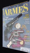 Magazine Gazette Armes n° 503 ( Edit-Décembre-2017)