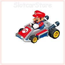 "Carrera Go 61266 Mario Kart 7 ""Mario"" 1:43 CAR AUTO"