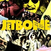 JETBONE : COME OUT AND PLAY (DIGIPACK) - BRAND NEW AND SEALED CD=
