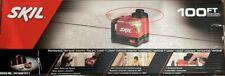 Skil 8602 Rl 360 Degree 100 Rotary Interior Laser Level Horizontal Vertical New